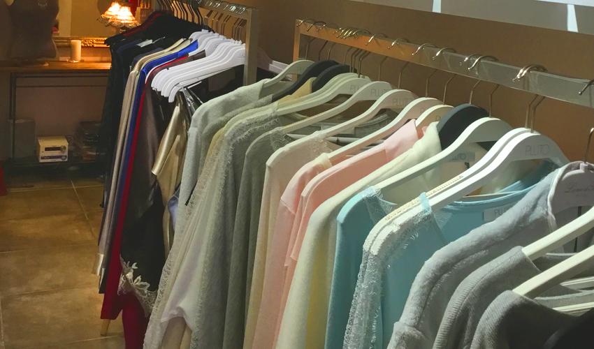 Pyjama, Chemise de Nuit  - Lingerie Sanary - A Fleur de Peau 83